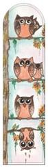 Galeri Alfa Haylaz Kuşlar - Baykuş Serisi Kitap Ayracı - 2040117