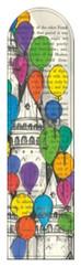 Galeri Alfa Balonlu Galata - Istanbul Serisi Kitap Ayraci - 2040118