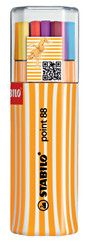 Stabilo Point 88 Twin Pack 20 Renk 8820-01