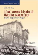Türk - Yunan İlişkileri Üzerine Makaleler