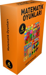 Matematik Oyunları - 4 Kitap Takım