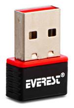 Everest EWN-760N 150 Mbps Usb Kablosuz Adaptör