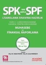 SPF Lisanslama Sınavlarına Hazırlık Düzey 2-3 Muhasebe ve Finansal Raporlama