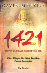 1421 - Çin'in Dünyayı Keşfettiği Yıl