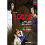 Puccini: Tosca [Emily Magee ,Chor.Orc.Opernhaus Zurich-Paolo Carignani]