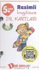 Dahi Adam 5. Sınıf Resimli İngilizce Dil Kartları