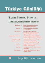 Türkiye Günlüğü Sayı: 119