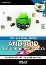 Android Oyun Programlamaya Giriş