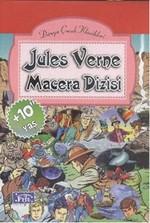 Jules Verne Macera Dizisi - 10 Kitap Takım