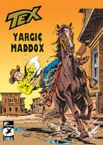 Tex Klasik Seri 9 - Yargıç Maddox - Yüz Çehreli Adam