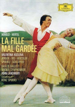 Herold / Hertel: La Fille Mal Gardee [Basler Ballett, Wiener Symphoniker]