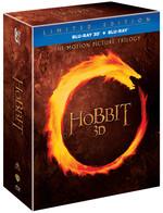 Hobbit Trilogy 12 Disc 3D BD + 2D BD Special Edition
