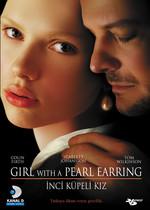 Girl With Pearl Earring - Inci Küpeli Kiz