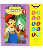 Pinokyo 4 - Konuşan Sesli Kitaplar
