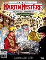 Martin Mystere Sayı 158 - Geçmişten Gelen Sesler