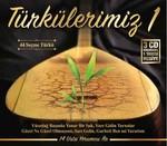 Türkülerimiz 1 3 CD BOX SET