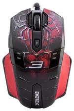 Everest GX8 Usb Spider Men3 10 Tuşlu Makrolu Oyuncu Mouse