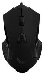 Everest Rampage DLM-500 Usb Siyah 8200Dpi Makrolu Oyuncu Mouse