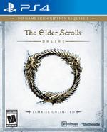 Elder Scrolls Online Tamriel Unlimited PS4