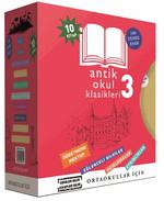 Antik Okul Klasikleri Set 3 - 10 Kitap Takım