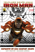 Yenilmez Demir Adam / Iron Man - Dünyanın En Çok Aranan Adamı Cilt 2