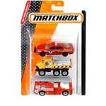 Matchbox Üçlü Araba Seti C3713