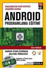 Android Studio Üzerinden Anlatımlı Örneklerle Android Programlama Eğitimi - DVD'li