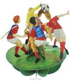 Santoro Gorjuss Pirouettes Soccer 3D Kart Ps020