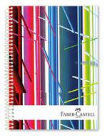 Faber-Castell Festival Sert Kapak Seperatörlü  Defter 200YP  5075400509