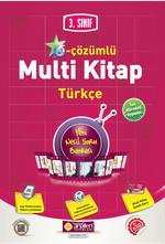 Anafen 3.Sınıf E-Çözümlü Multi Kitap Türkçe