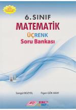 Üçrenk 6. Sınıf Matematik Soru Bankası