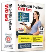 Limasollu Naci Görüntülü İngilizce DVD Seti-Premium