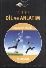 Eksen 10. Sınıf Dil ve Anlatım Anlatım Kitabı