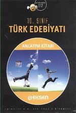 Eksen 10. Sınıf Türk Edebiyatı Anlatım Kitabı