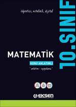 Eksen 10. Sınıf Matematik Anlatım Kitabı