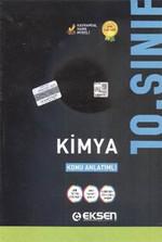 Eksen 10. Sınıf Kimya Anlatım Kitabı