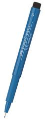 Faber Pitt Çizim kalemi, Ftalo Mavisi/F    5188167010