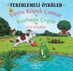 Tekerlemeli Öyküler - Yavru Köpek Çomar Kurbağa Çopar