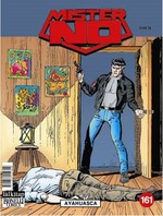 Mister No Sayı 161 - Ayahuasca
