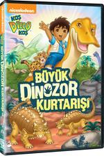Go Diego Go! Great Dinosaur Resque - Koş Dıego Koş: Büyük Dinozor Kurtarışı
