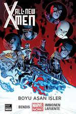 All New X-Men 3 - Boyu Aşan İşler