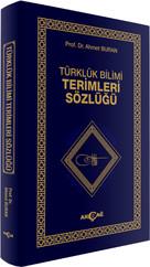 Türklük Bilimi Terimler Sözlüğü