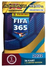 Dikdörtgen Tinbox Panini FIFA 365