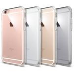 Spigen iPhone 6S Kilif, Liquid Crystal 4 Tarafi Tam Koruma - Kapali SGP11596