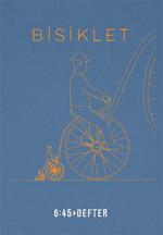 Bisiklet Defteri - Küçük Boy
