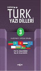 Çağdaş Türk Yazı Dilleri 3