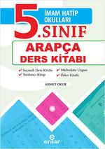 İmam Hatip Okulları - 5. Sınıf Arapça Ders Kitabı