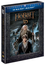 Hobbit: The Battle of the Five Armies (Extended Edition) - Hobbit: Bes Ordunun Savasi  (Uza. Vers)