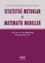 İstatistiki Metodlar ve Matematik Modeller