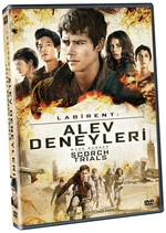 Maze Runner: The Scorch Trials - Labirent: Alev Deneyleri